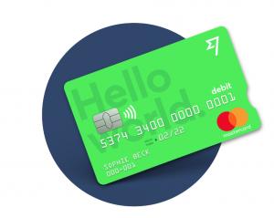 Tarjeta de débito de Transferwise