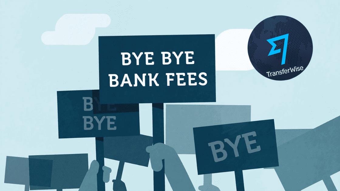Transferwise: tu banco online en cualquier parte del mundo